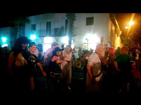Key West Fantasy Fest Parade 2013 - Best of Vol. I