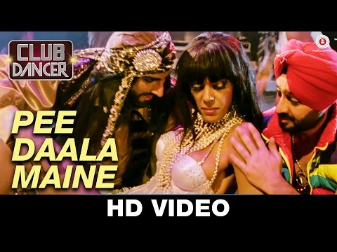 Pee Daala Maine Video Song HD Club Dancer Judi Sekhoni