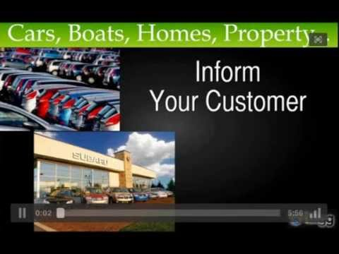 How to Promote Cars, Boats, and Real Estate with iZigg Canada & USA 90210