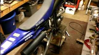 2. Suzuki DRZ125 - Update