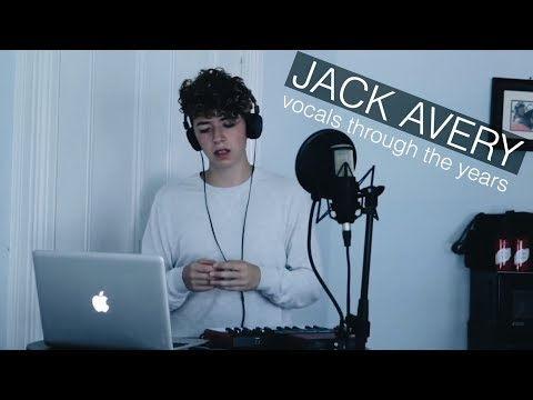 Jack Avery || Vocals through the years {2011-2017}