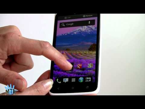 HTC One X review - Lisa Gade reviews the HTC One X Android 4.0 smartphone on AT&T. Our full written review is here: http://www.mobiletechreview.com/phones/HTC-One-X.htm The is ...