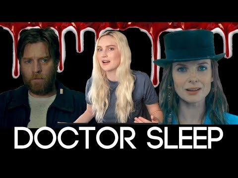 DOCTOR SLEEP Review w/ SPOILERS!