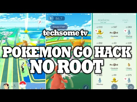 Pokemon Go – No Root Hack (New Hack for Android)