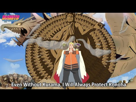 Naruto Still Has God Power !!! Naruto Strongest Power Without Kurama in his Body