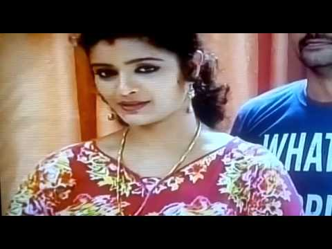 Mallu Serial Actress Sexy Boobs