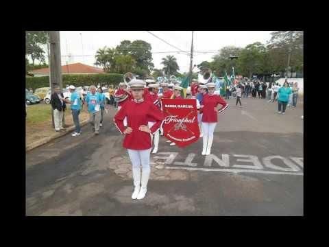 Desfile - 12 de outubro 2013 - Presidente Bernardes - SP