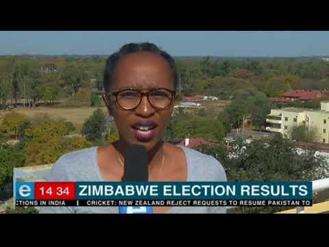 eNCA's Dudu Ramela bringing you the latest #ZimElections2018 results