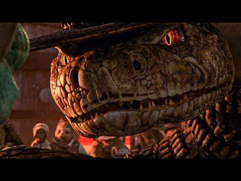 Rango - Rattlesnake Jake