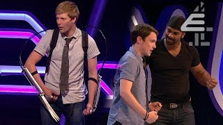 Colin Furze Shows Off His Wolverine Claws & David Haye Punches Chris Stark | Virtually Famous
