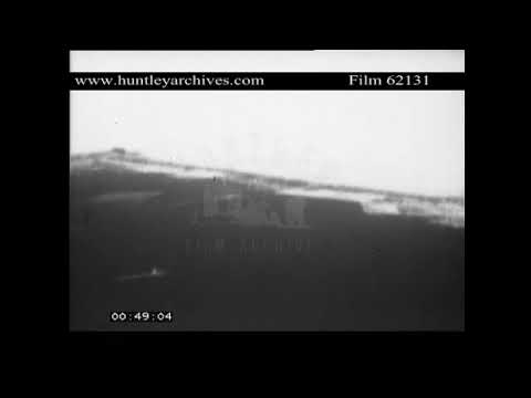 Early flight, glider, and the Wright Bros.  Archive film 62131