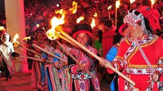 The Yi community, one of the ethnic minorities in China, celebrated the seventh torch festival on Tuesday. Subscribe to us on ...