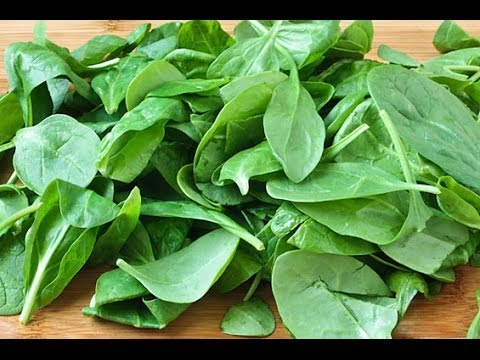 , title : 'Health Benefits of Spinach'