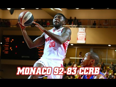 Jeep Elite — Monaco 92 - 83 Châlons Reims — Highlights