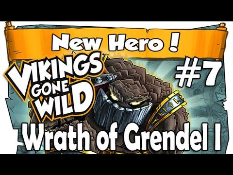 Vikings Gone Wild - Part #7 Wrath of Grendel I (NEW HERO QUEST)