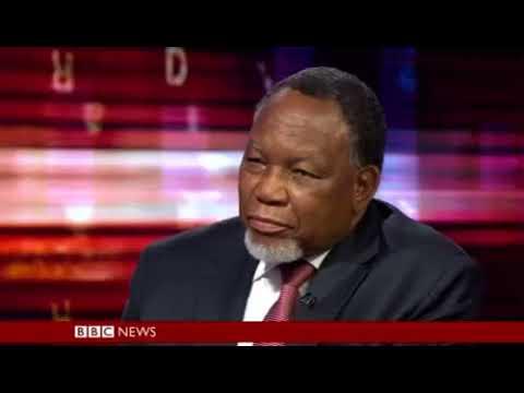 BBC HardTalk - Kgalema Motlanthe Interview - 12-09-2017