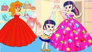 Video Equestria Girls -The cheating school stories - Animation Kids At School - Collection MP3, 3GP, MP4, WEBM, AVI, FLV Agustus 2018