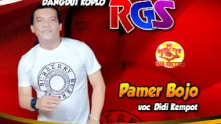 Video Pamer Bojo | Didi Kempot | Dangdut Koplo RGS MP3, 3GP, MP4, WEBM, AVI, FLV Mei 2019