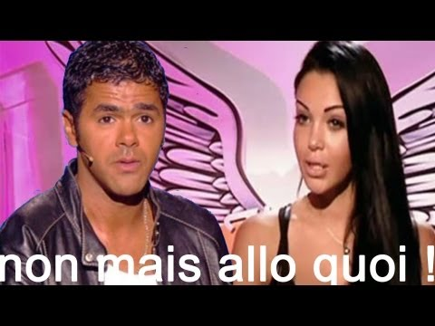 Jamel repond a Nabila (allo? t'as pas de shampoing?)