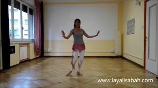 Danza del ventre online - Percussioni livello intermedio!