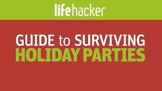 It's time for holiday and New Year's office parties! Here are some simple tips to have fun without wrecking your career. Happy Holidays!Read more: http://lifehacker.com/how-to-survive-your-office-holiday-party-1790361633Lifehacker: Tips and downloads for getting things done.http://lifehacker.com/