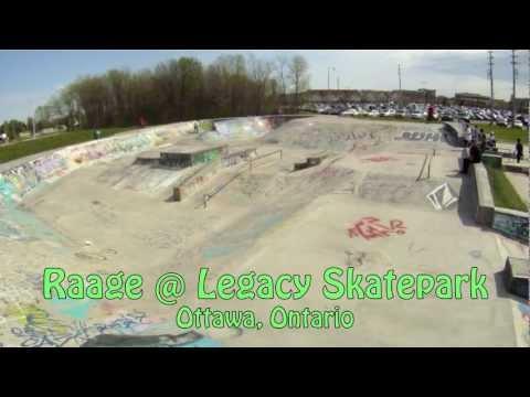 Raage @ Legacy Skatepark