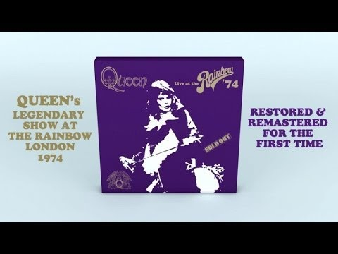 Queen Live at the Rainbow '74 Special and a look at the box set