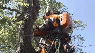 Husqvarna Pro Battery Chainsaws