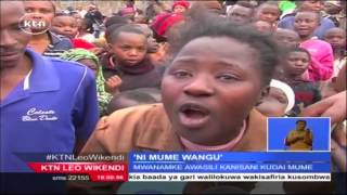 Mwanamke Ajitokeza Akibeba Mtoto Aliyedai Ni Wa Bwana Harusi Harusini Nakuru