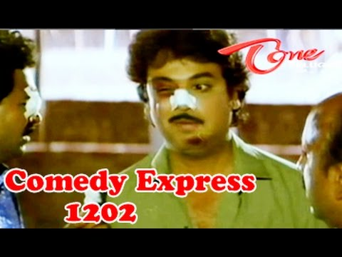 Comedy Express 1202 || Back to Back || Telugu Comedy Scenes