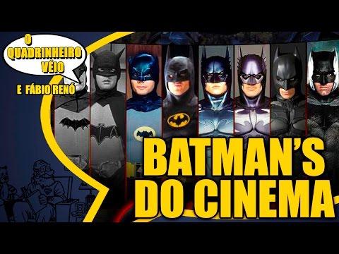 Batman's nas Telas
