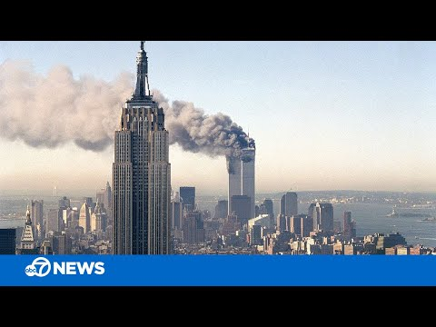 Survivor of 9/11 attacks describes his harrowing escape from 105th floor of the World Trade Center