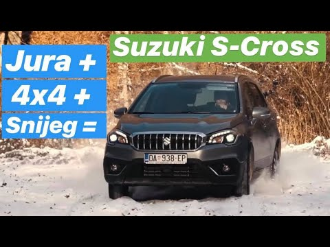 Suzuki SX4 S-Cross test Juraja Šebalja