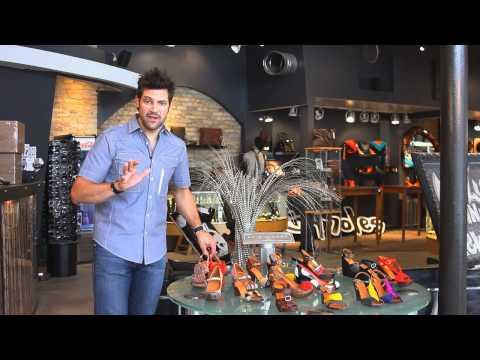 Chie Mihara Brand Review   CitySolesTV - Episode #161 видео