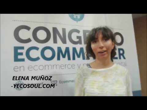 Jornada Ecommerce. Elena Muñoz[;;;][;;;]