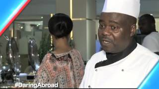 Daring Abroad [PROMO] Kenyan Chef In Accra, Ghana