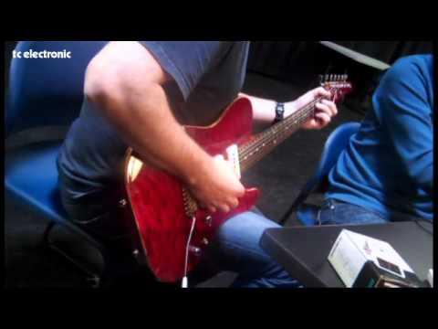 Michael Britt creates a beat delay TonePrint
