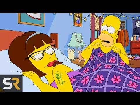 10 Times Marge Should Have Divorced Homer (The Simpsons)