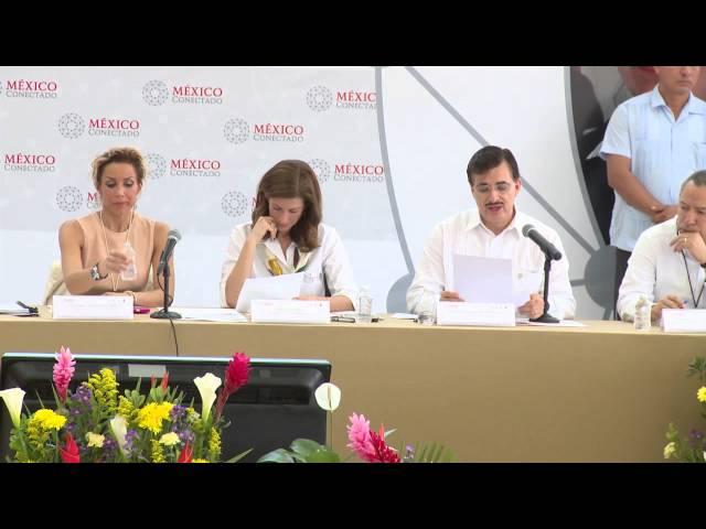 Resumen Instalación México Conectado en Tabasco