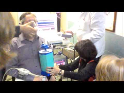 мастер класс профессора Модорского С.В. по измерению скорости кровотока в мозговых сосудах