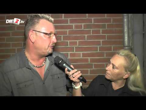 Interview mit Mario Maxim in Oberhausen