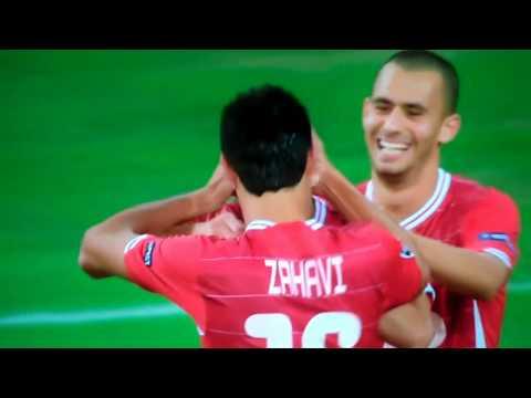 שמע ישראל במשחק כדורגל