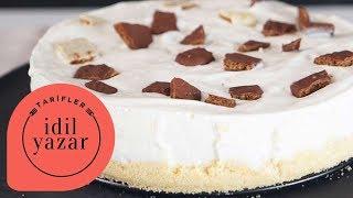 Muzlu Magnolia tadında nefis bir pasta tarifi!Malzemeler:20 adet Bebe Biskuvisi1,5 yemek kaşığı Tereyağı2 adet Muz950 ml Kaymaklı Dondurmaİnce çikolataEğer bu tarifimi yaparsanız ve resimlerini çekip #idiltatari hashtag'i ile paylaşırsanız çok mutlu olurum.Videolarımda yaptığım yemeklerin malzeme listelerini ve yazılı tariflerini web sitemde bulabilirsiniz:http://www.idiltatari.comBeni takip edin:Instagram:   http://instagram.com/idiltatariFacebook:   http://www.facebook.com/idiltatariTwitter:        https://twitter.com/idiltatariKanalıma buradan abone olabilirsiniz: http://bit.ly/1FgLura