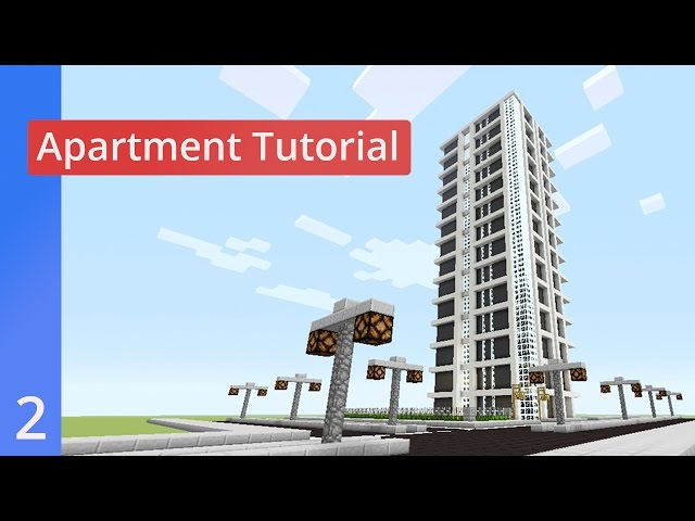 Book Cover Tutorial Xbox One : Modern apartment tutorial minecraft xbox ps