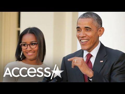 Is Barack Obama 'Hip' Enough For Sasha's Music?