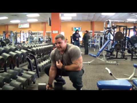 Body Building Back Training Pt1 with tips