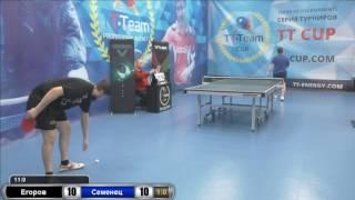 Егоров К. vs Семенец А.