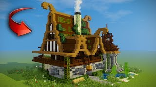 Minecraft: How to Build a Mansion - Survival House