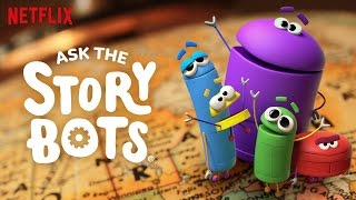 StoryBots debuts on Netflix