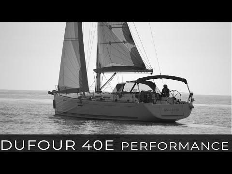 Video Dufour 40E Performance